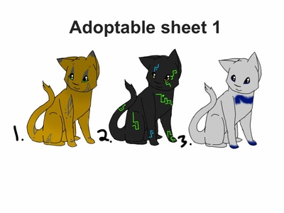 Adoptables one